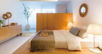 内装写真 寝室