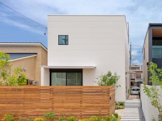 中川上流の家(Fの家)